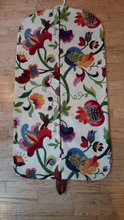 Load image into Gallery viewer, Floral Garment Bag for Ladies