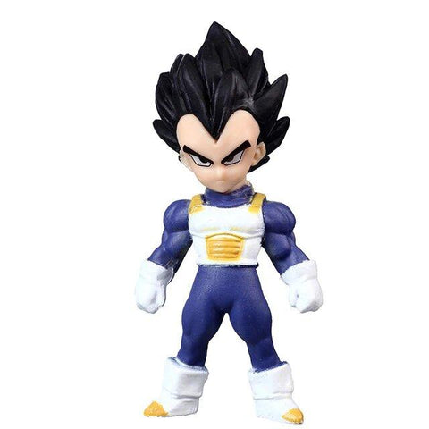 Dragon Ball Z The Fearless Fighter Vegeta Action Figure - DBZ Saiyan