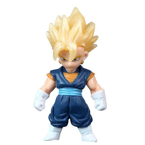 Dragon Ball Z Vegito In His Super Saiyan 2 Form Action Figure - DBZ Saiyan