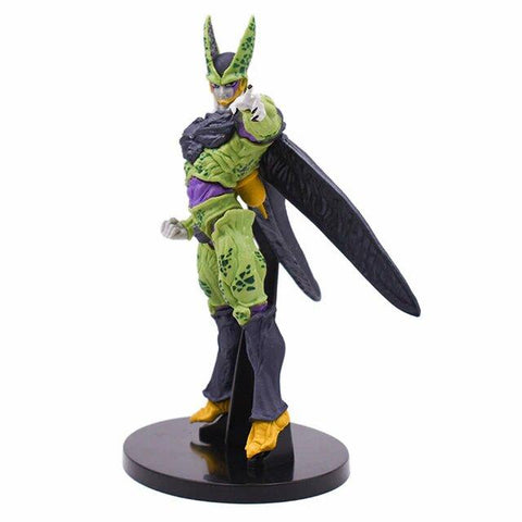 DBZ Cell Banpresto World Figure Colosseum Action Figure - DBZ Saiyan