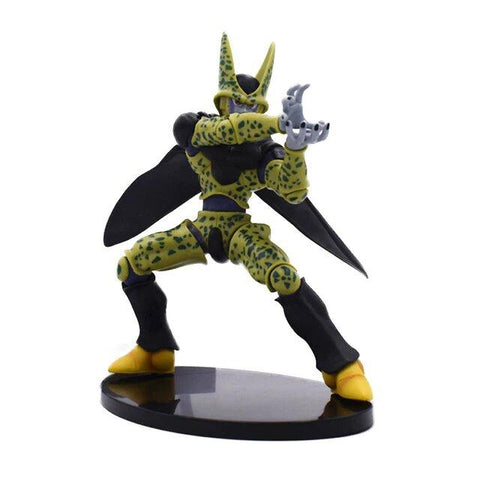 Dragon Ball Z Cell Dramatic Showcase 1st Season Action Figure - DBZ Saiyan