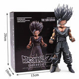 Master Stars Piece Gohan Black Super Saiyan 2 Action Figure - DBZ Saiyan
