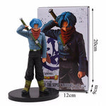 Dragon Ball Z DXF The Super Warriors Trunks Action Figure - DBZ Saiyan