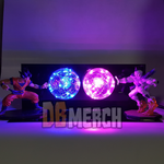 Son Goku VS Frieza LED Set - DBZ Saiyan