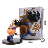 Dragon Ball Z On The Go Son Goku Fighter Action Figure - DBZ Saiyan