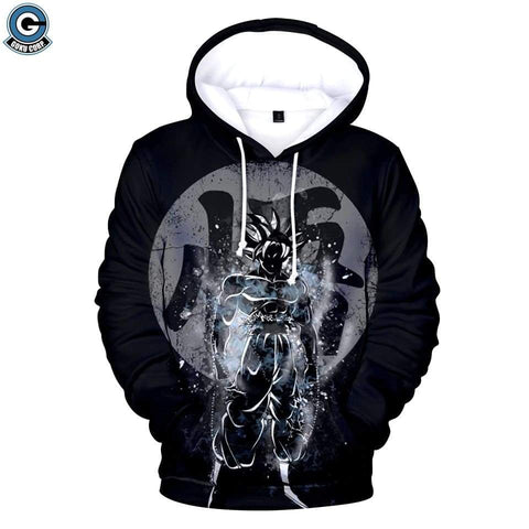 Dragon Ball Super Hoodie <br>Goku - DBZ Saiyan