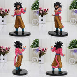 Dragon Ball Heroes Super Saiyan 4 Son Goku PVC Figure 18cm - DBZ Saiyan