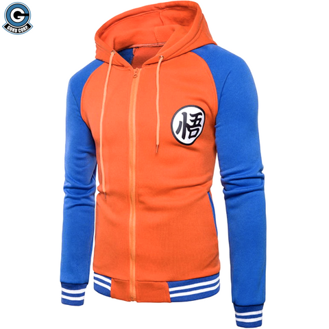 Dragon Ball Jacket <br>Orange Goku - DBZ Saiyan