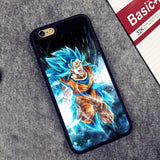 SSGSS 3 Goku Protective Phone Case (iPhone) - DBZ Saiyan