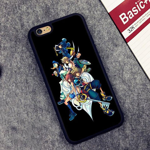 Kingdom Hearts Protective Phone Case (iPhone) - DBZ Saiyan