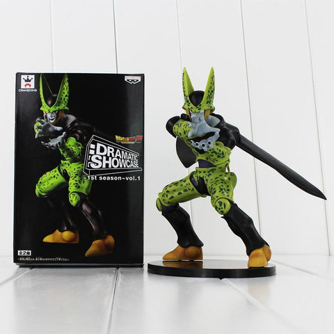Perfect Cell Collectors Figure - DBZ Saiyan