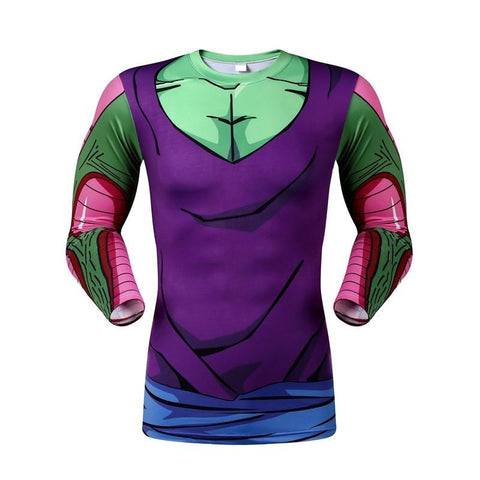 Piccolo - Long Sleeve - DBZ Saiyan
