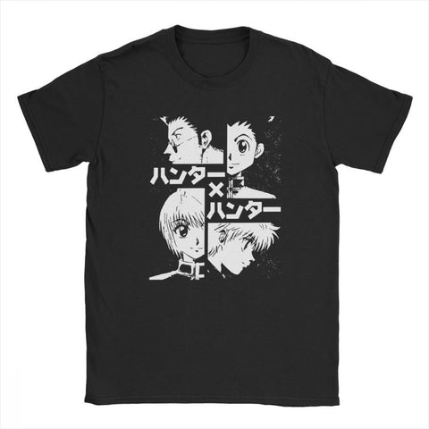Hunter X Hunter The Hunters T-Shirt - DBZ Saiyan