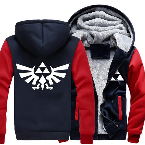 Legend of Zelda Jacket - DBZ Saiyan