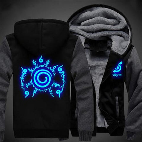 Luminous Naruto Jacket - DBZ Saiyan