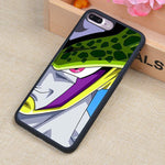 Perfect Cell Protective Phone Case (iPhone) - DBZ Saiyan