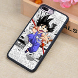Kid Goku Protective Phone Case (iPhone) - DBZ Saiyan