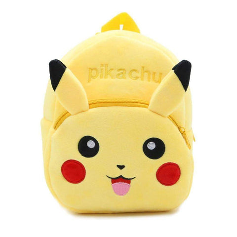 Soft Nap Pikachu Backpack Pokemon - DBZ Saiyan