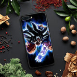 Ultra Instinct Goku Sign Phone Case (iPhone) - DBZ Saiyan