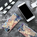 Ultra Instinct Goku Soft Silicon Blu Ray Phone Case - DBZ Saiyan
