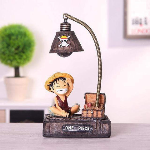 One Piece LED Night Light Lamp - DBZ Saiyan