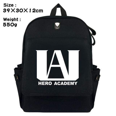 My Hero Academia Backpack - DBZ Saiyan