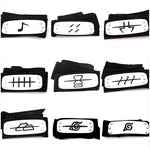 Naruto Headbands - DBZ Saiyan