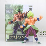 Dragon Ball Z The Legendary Broly 2th Film Action Figure - DBZ Saiyan