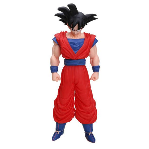 Dragon Ball Z The Marvelous Serious Son Goku Action Figure - DBZ Saiyan