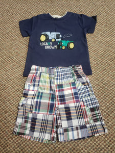 """Locally Grown"" Short and Tee Set"