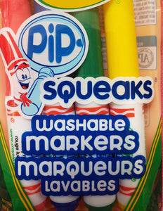 Crayola Pipsqueaks Markers 4 Pack