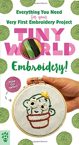 Tiny World Embroidery