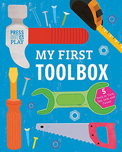 My First Toolbox - Press Out & Play