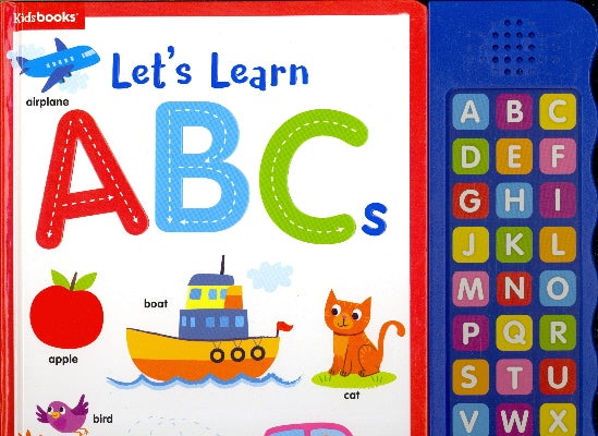 Let's Learn ABC's