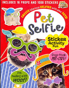 Pet Selfie - Sticker Activity Fun