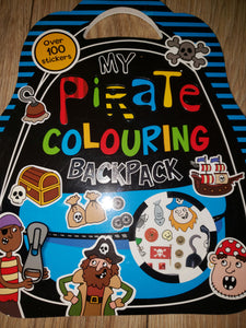 My Pirate Colorimg Backpack