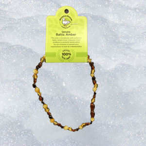 Baltic Amber Teething Necklaces
