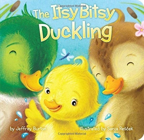 The Itsy Bitsy Duckling