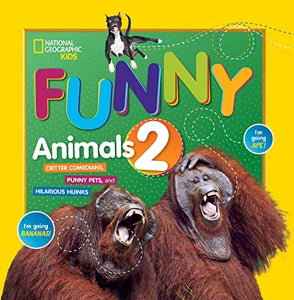 National Geographic Kids Just Joking Funny Animals 2