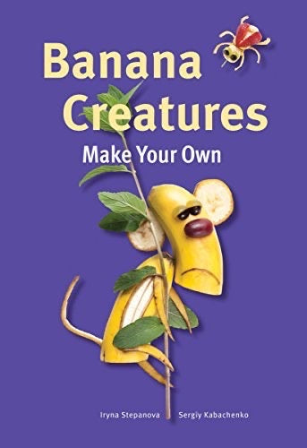 Make Your Own Banana Creatures