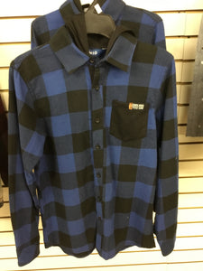 M.I.D Plaid Shirt
