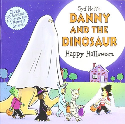 Danny and the Dinosaur - Happy Halloween