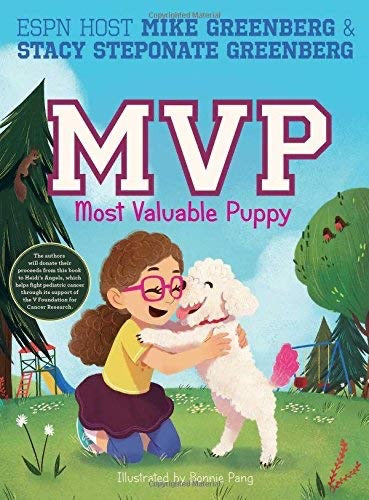 MVP - Most Valuable Puppy