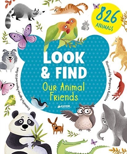 Look & Find Our Animal Friends