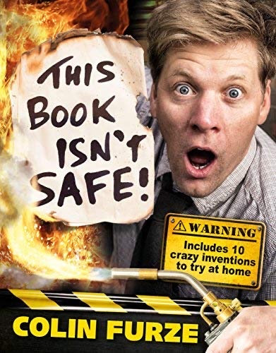This Book Isn't Safe!