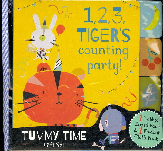 Tiger's Tummy Time Play Set