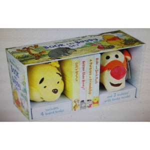 Winnie The Pooh Book and Buddy Set
