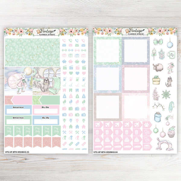 Who Stole Christmas Monthly Kit | Classic Happy Planner
