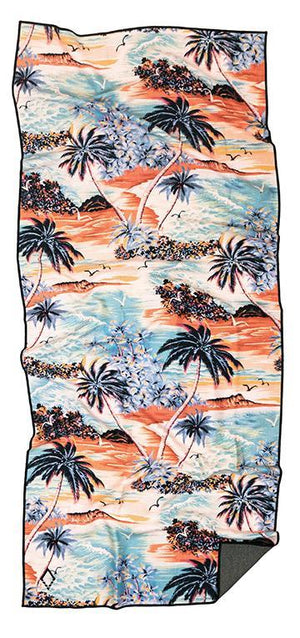 Island Time Nomadix Towel - Adventure Please