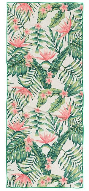 Pink Palms Nomadix Towel - Adventure Please